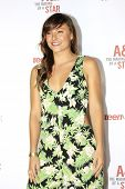 LOS ANGELES - FEB 22: Briana Evigan at the Abercrombie & Fitch 'The Making of a Star' Spring Campaig