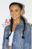 LOS ANGELES - FEB 22: Jazzlyn Marae at the Abercrombie & Fitch 'The Making of a Star' Spring Campaig