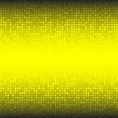 Abstract Yellow Technology Background