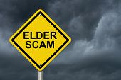 Elder Scam Warning Sign