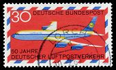 Germany stamp 1969