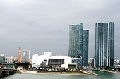 Miami Buildings And Harbor