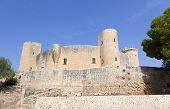 Bellver castle in Palma de Mallorca, Spain