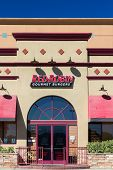 Red Robbin Gourmet Burgers Restaurant Exterior