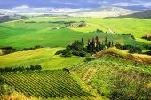 bella Italia series - breathtaking landscapes of Tuscany