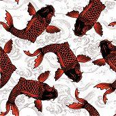 carp pattern