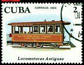 Vintage  Postage Stamp.  Chaparra Sugar.