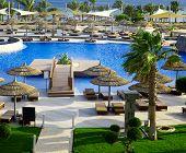swimming pool in Egipt