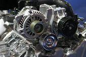 Cut Away Engine...