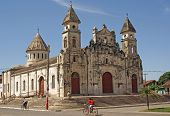 Church Guadalupe, Granada, Nicaragua