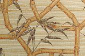 straw texture