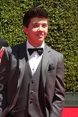 LOS ANGELES - AUG 16:  Bradley Steven Perry at the 2014 Creative Emmy Awards - Arrivals at Nokia Theater on August 16, 2014 in Los Angeles, CA