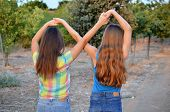 foto of bff  - Best Friends Forever  - JPG