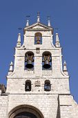 Saint Lesmes Abad Church Belfry