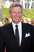LOS ANGELES - AUG 16:  Nigel Lythgoe at the 2014 Creative Emmy Awards - Arrivals at Nokia Theater on