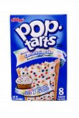 Box Of Confetti Cupcake Pop Tarts