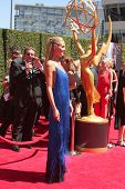 LOS ANGELES - AUG 16:  Heidi Klum at the 2014 Creative Emmy Awards - Arrivals at Nokia Theater on August 16, 2014 in Los Angeles, CA