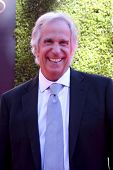 LOS ANGELES - AUG 16:  Henry Winkler at the 2014 Creative Emmy Awards - Arrivals at Nokia Theater on August 16, 2014 in Los Angeles, CA
