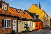 Charming small houses in Ystad