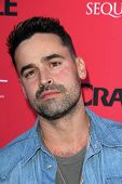 LOS ANGELES - AUG 14:  Jesse Bradford at the Crackle Presents the Premieres of