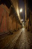 picture of tenement  - street and half - JPG