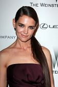LOS ANGELES - JAN 11:  Katie Holmes at the The Weinstein Company / Netflix Golden Globes After Party at a Beverly Hilton Adjacent on January 11, 2015 in Beverly Hills, CA