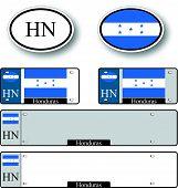 Honduras Auto Set