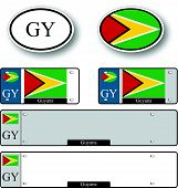 Guyana Auto Set