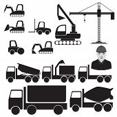 constructions machinery