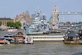MS Belfast (Royal Navy light cruise)