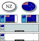 New Zealand Auto Set