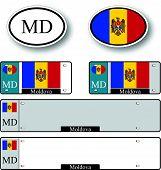 Moldova Auto Set