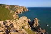 Cabo da Roca, the wester point of Europe, Portugal