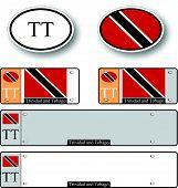 Trinidad And Tobago Auto Set