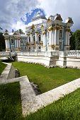 Hermitage pavilion. Catherine Park. Pushkin (Tsarskoye Selo). Petersburg
