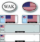 Wake Island Auto Set