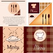 menu backgrounds