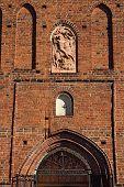 Church Of St. George (kirche Friedland). Pravdinsk, Kaliningrad Region, Russia