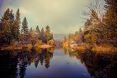Lake Fulmor California