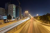Street In The City Of Kuwait