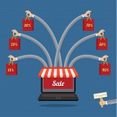 image of awning  - Online store - JPG