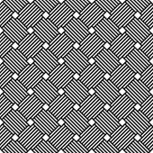 Seamless geometric checked latticed texture. Vector art.