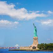 Statue of Liberty New York American Symbol USA US