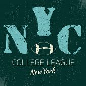 NYC college league