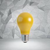 Big Yellow Lightbulb