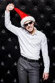 Bad Santa Man