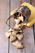 Handmade Cookies For Valentine's Day