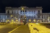 The Palace Of Justice, Rome