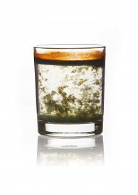 stock photo of toxic substance  - toxic water - JPG