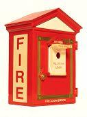 picture of yanks  - Fire Alarm Box   - JPG